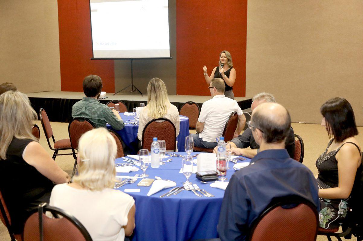 Joinville convention bureau lança programa embaixadores de eventos